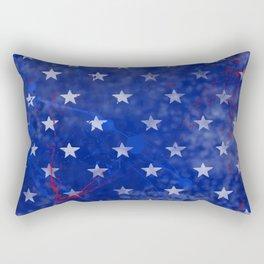 Star Spangled Rectangular Pillow
