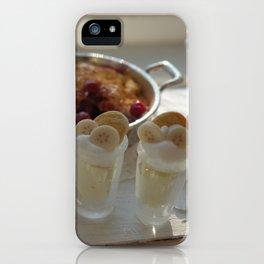 Bakery Love iPhone Case