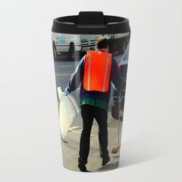 Catch The Wind-sweeper Travel Mug