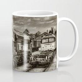 Diesel Dinosaurs Coffee Mug