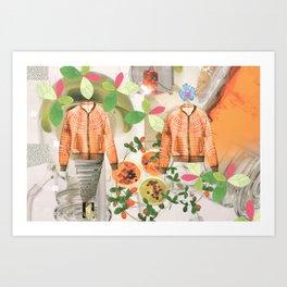 Propagation 2 Art Print