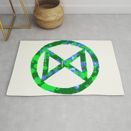 Extinction Level Event Rug