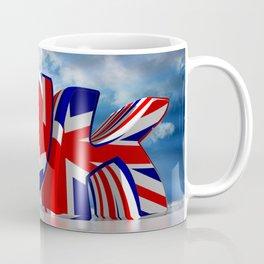 UK - United Kingdom Coffee Mug