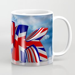 UK - United Kingdom Coffee Mug