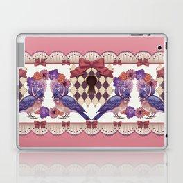 Curiouser Journey Laptop & iPad Skin