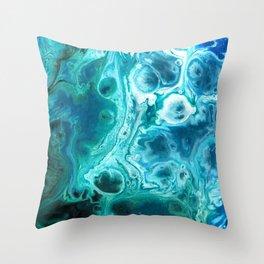 Flash Wave Throw Pillow