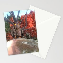 Cult of Youth: Hunter is Here Stationery Cards