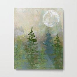 Living Amongst The Trees Metal Print