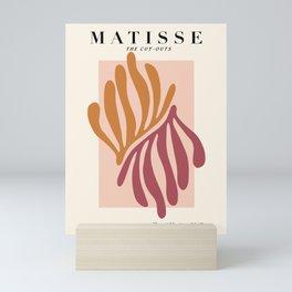 Exhibition poster Henri Matisse 1947. Mini Art Print