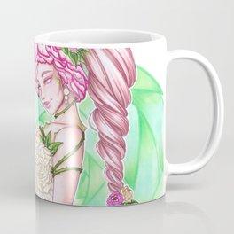 Lady Roses Coffee Mug