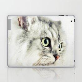 Cat portrait Laptop & iPad Skin