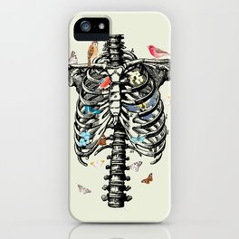 The Cage iPhone Case
