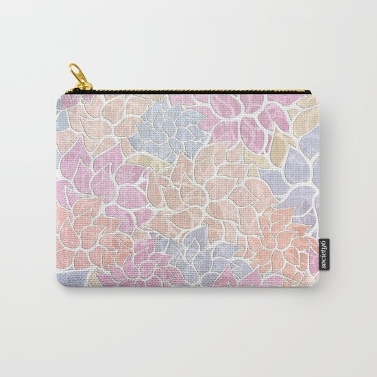 Summer Pattern #9 Carry-All Pouch