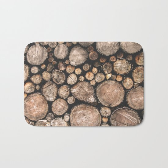 The Spirit of the Trees Bath Mat