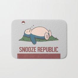 Snooze Republic Bath Mat