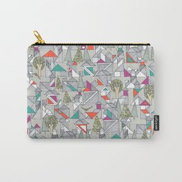 tangram town Carry-All Pouch