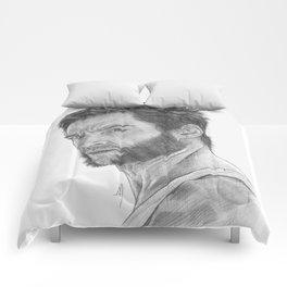 Logan Portrait Comforters