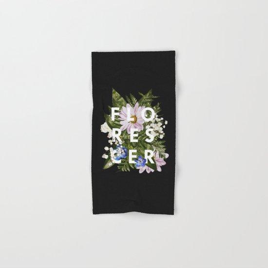 Florescer Hand & Bath Towel