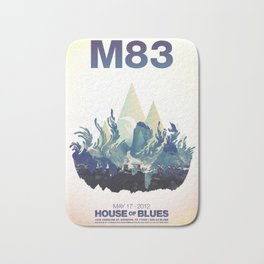 M83 Bath Mat