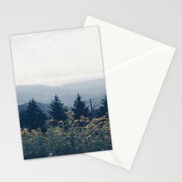 the mountain air Stationery Cards