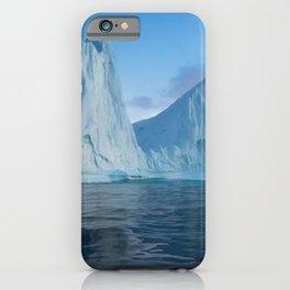 Disko Bay, Greenland iPhone Case