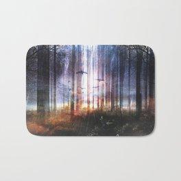 Absinthe forest Bath Mat