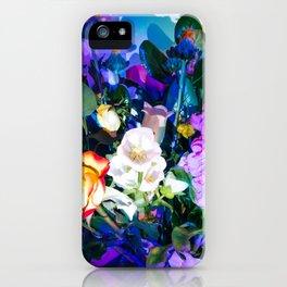 Disco Bouquet I iPhone Case
