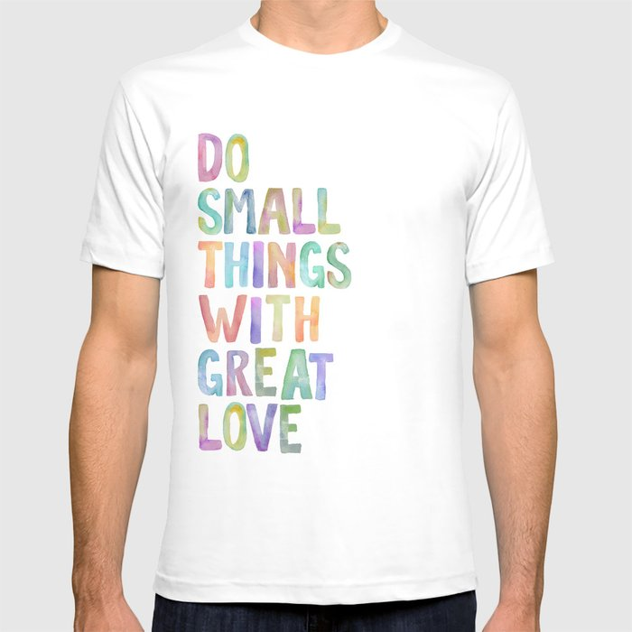 Do Small Things With Great Love Mother Teresa Print Mother Teresa
