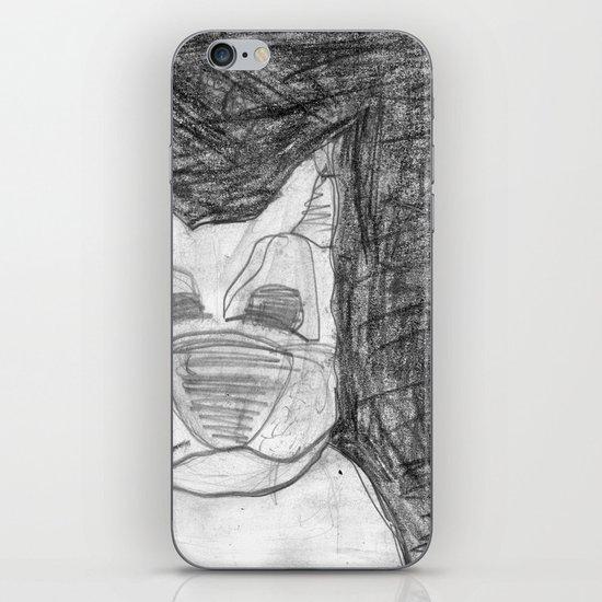 Dog Sketch iPhone & iPod Skin