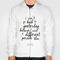 Different person Hoody