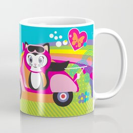 Baby Scoot ( Girls ) Coffee Mug
