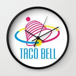 Taco Bell Wall Clock