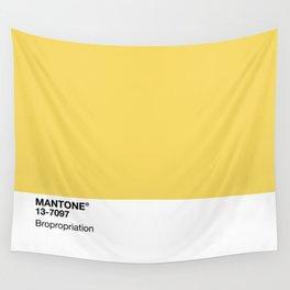 MANTONE® Bropropriation Wall Tapestry