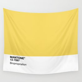 MANTONE® Bropropriation Wall Tapestry