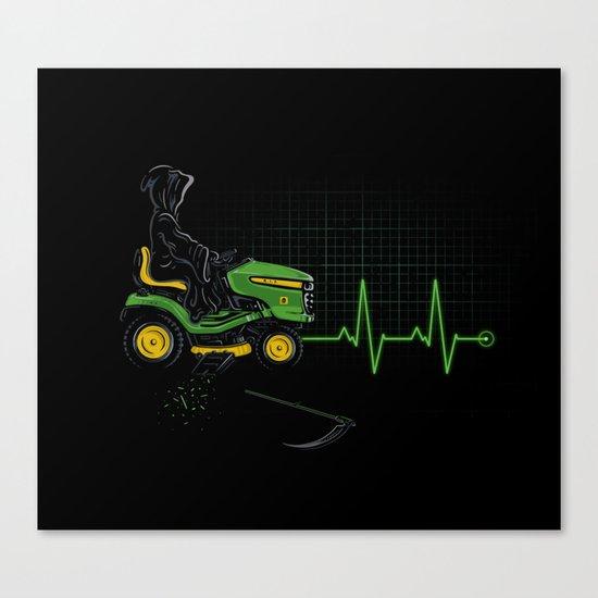 Modern Times Canvas Print