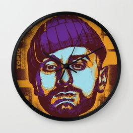 Marco Polo  ( Top 10 Producers series ) Wall Clock