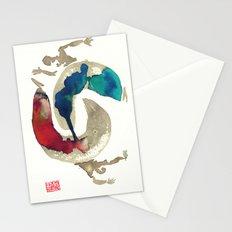 Capoeira 422 Stationery Cards