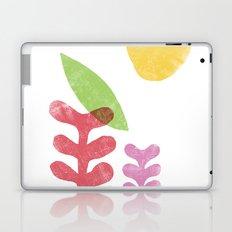 Still Life with Egg & Worm Laptop & iPad Skin