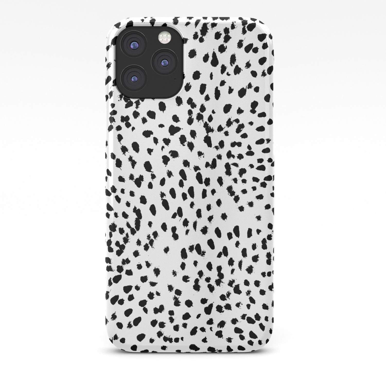Nadia   Black and White, Animal Print, Dalmatian Spot, Spots, Dots ...