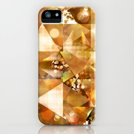 Refractions iPhone Case