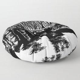 Manette Bridge Floor Pillow