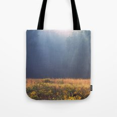Mother Nature's Palette Tote Bag