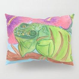U wanna Iguana Pillow Sham