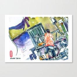 20160827-3 Soto on Jl Kepodang Canvas Print