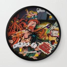 Yark Wall Clock