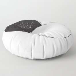 A Space Floor Pillow