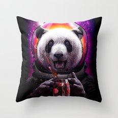 PANDANAUT Throw Pillow