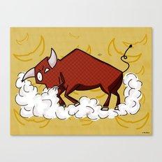 Taurus Canvas Print