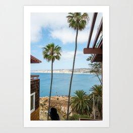 La Jolla Cove Art Print