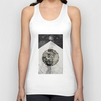 cigarettes Tank Tops featuring Sky Brand Cigarettes by Red 99